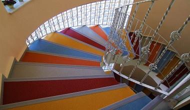 pvc-merdiven-dosemesi